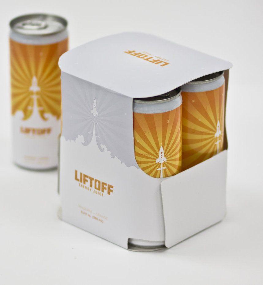 Bebida en la caja drinkbox Medium