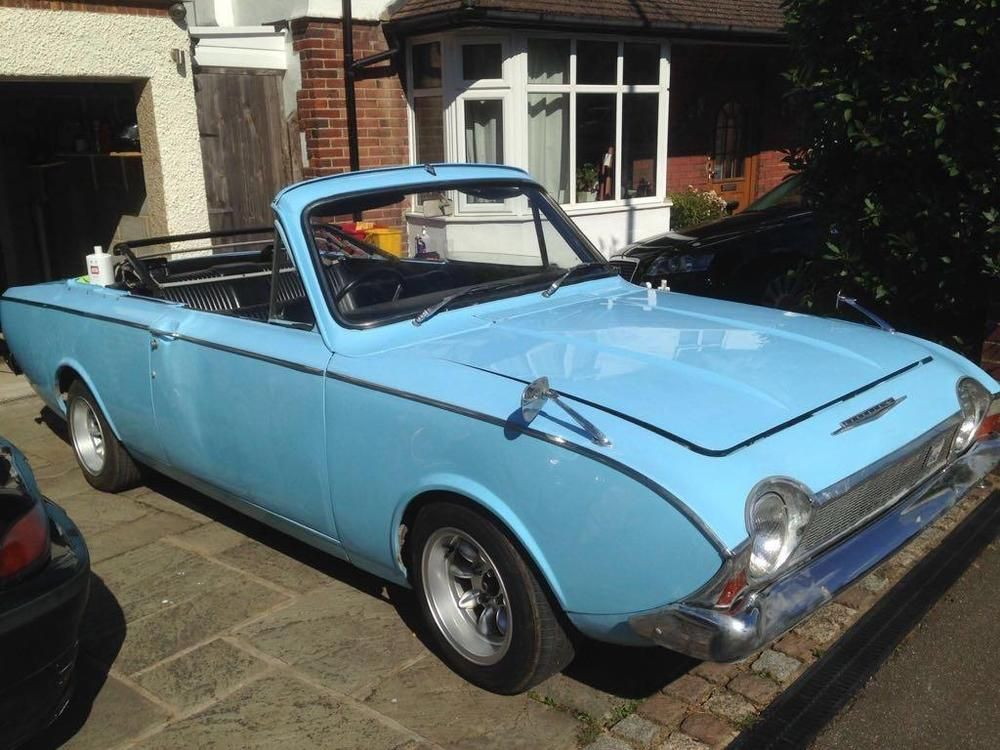 eBay: FORD CRAYFORD CORSAIR 1967 #cliccars #cars | nice clix ...