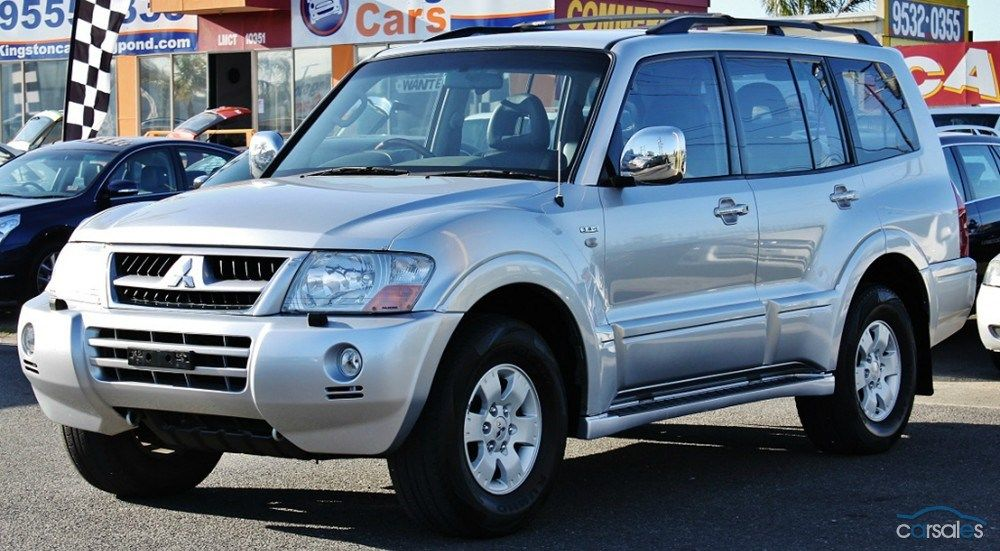 New car 2003 Mitsubishi Pajero NP Exceed MY04 Sports