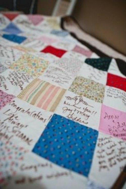 How to make Memory Quilts…