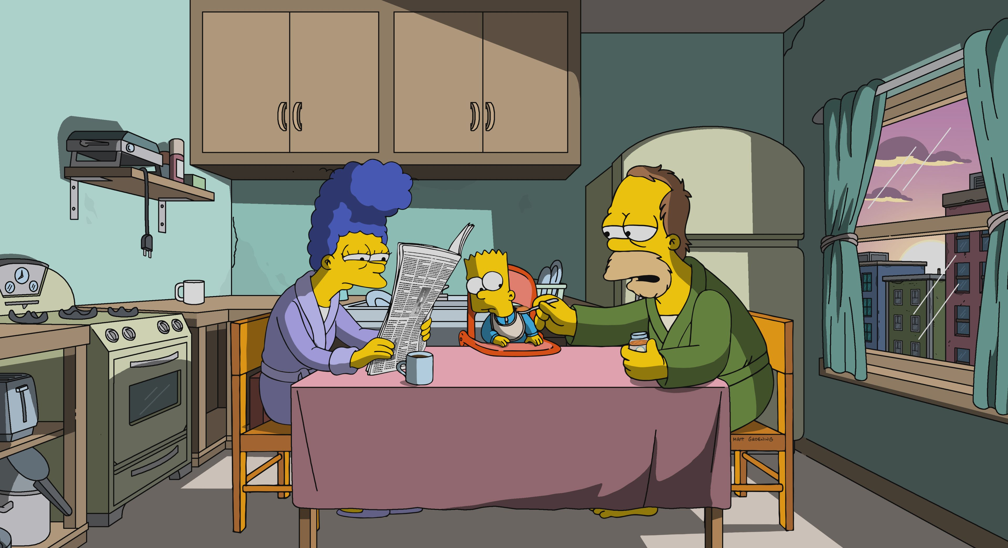 Another Retcon Of Marge And Homer S Marriage Leaves Us Wondering Who These Impostor Simpsons Are Simpson Homer The Simpsons