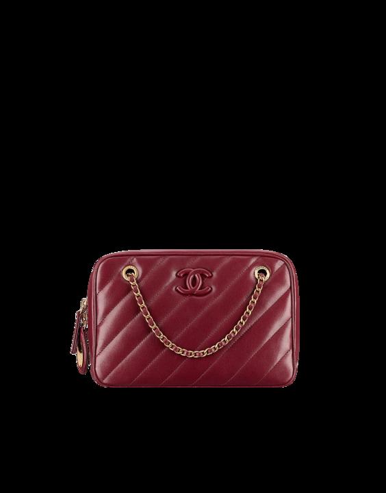 14f50aa5ddb75e Chanel Red Camera Case Bag   CHANEL   Chanel fashion, Bags, Fashion