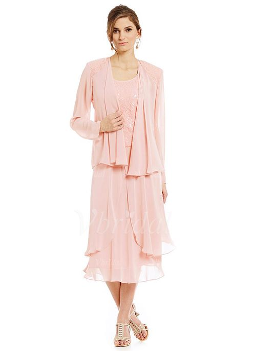Mother of the Bride Dresses - $139.78 - A-Line/Princess Scoop Neck ...