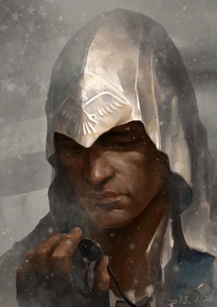 Ultra Alberto Universe Connor Kenway Fanart Assassins Creed