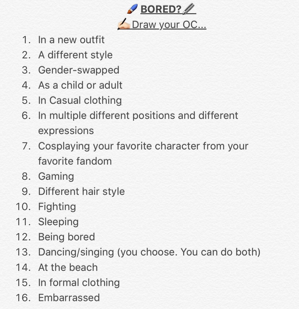 I Ll Do This With Dew Dip Reid Or Puddles D Puddles Is A New Oc I M Working On A Ref For Him But Yo Drawing Challenge Art Style Challenge Drawing Prompt