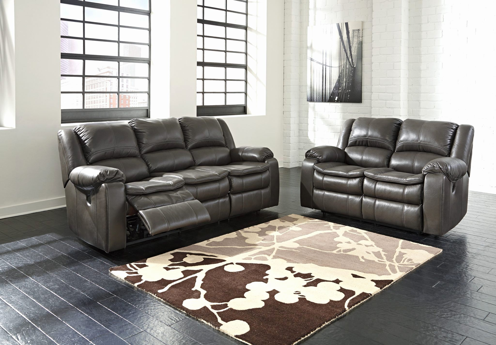 Awesome ashley Furniture Microfiber sofa Ashley Furniture Microfiber