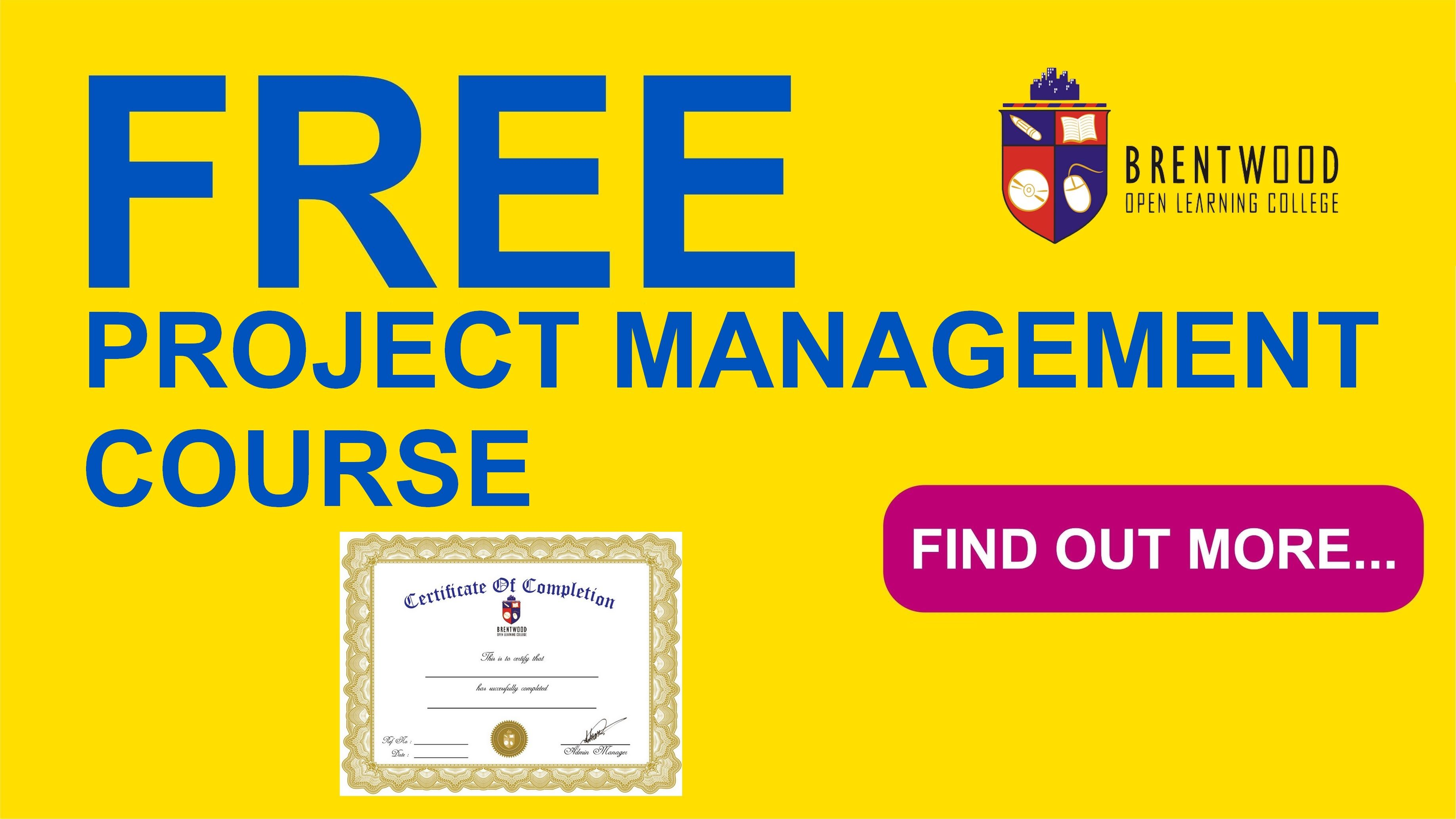 Project management course online free project management courses project management course online free project management courses online xflitez Image collections