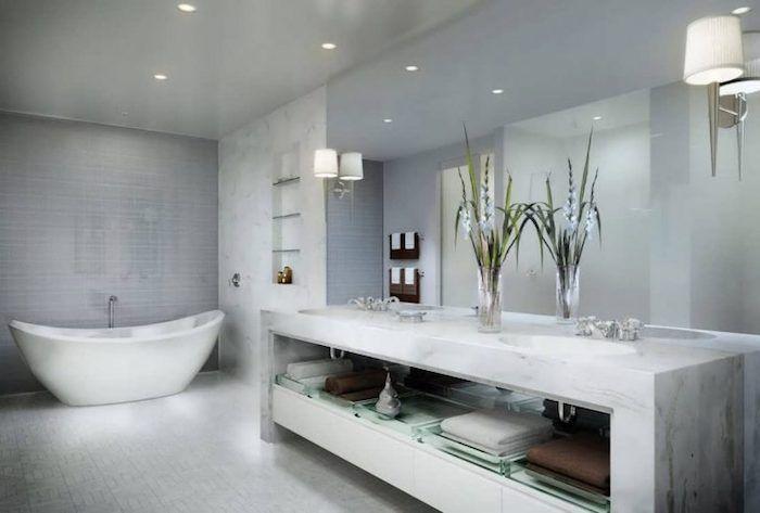 1001 Ideen Und Inspirationen Fur Moderne Badezimmer Modernes Luxurioses Badezimmer Modernes Badezimmer Modernes Badezimmerdesign