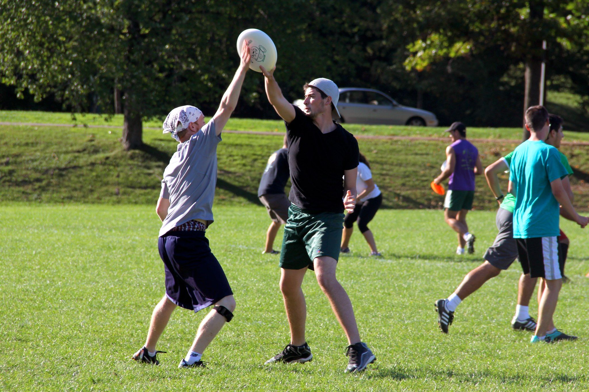 Ultimate Frisbee Ultimate Frisbee Athlete Running
