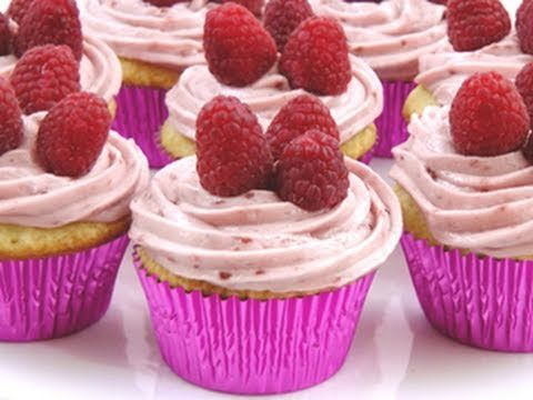 how to make cupcakes from scratch ingredients