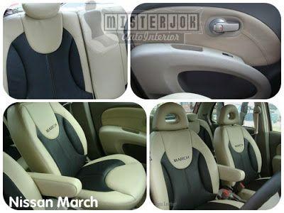 Sarung Jok Mobil Nissan March Sarung Jok Mobil Nissan Interior Mobil