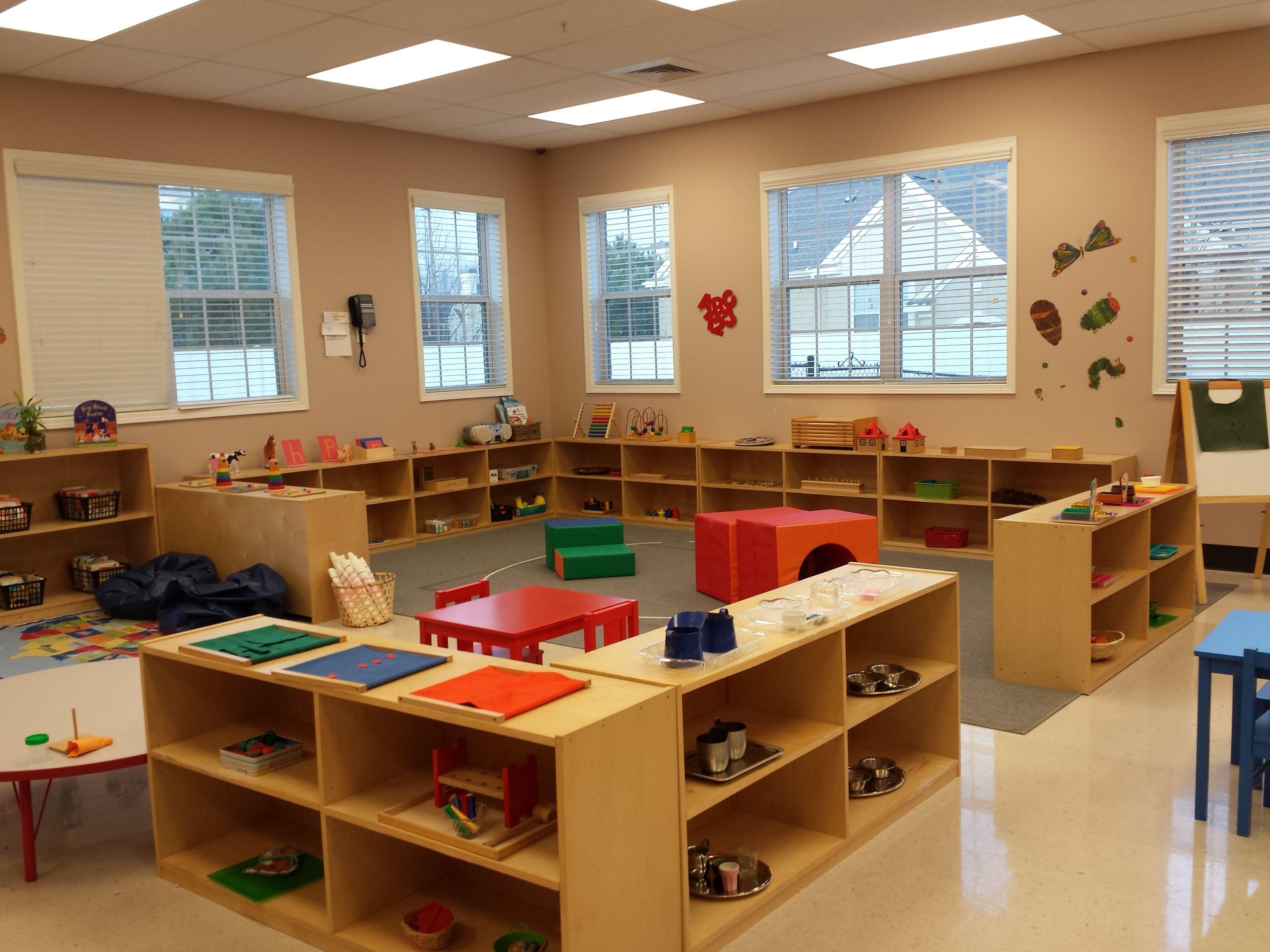 Montessori Classroom Design Ideas ~ Montessori classroom google search