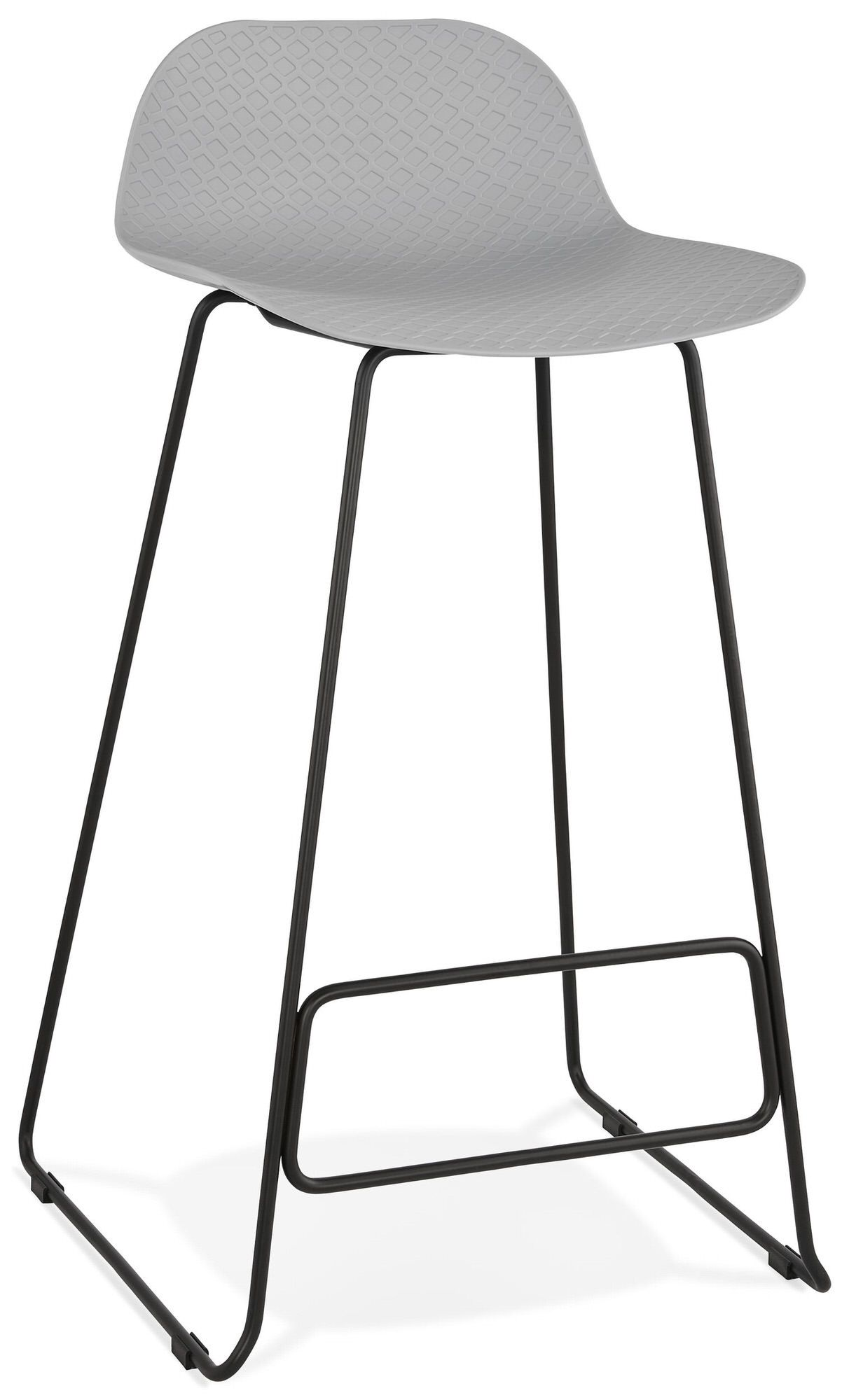 Tabouret De Bar Design Slade Black Kokoon Design Gris Tabouret De Bar Tabouret De Bar Design Chaise De Bar Industriel