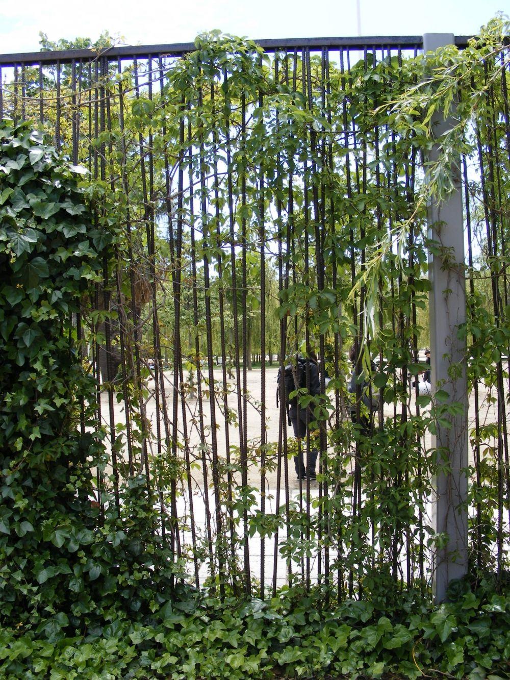 Claustra Définition destiné référence structure végétalisée | barriere | pinterest | définition