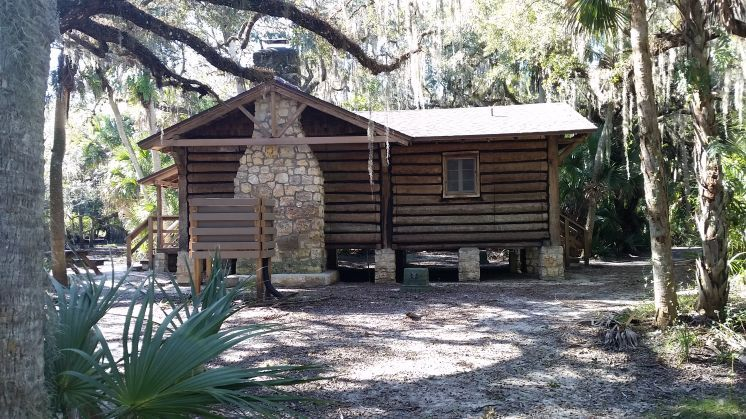 Gentil A List Of Florida Parks With Camping Cabins