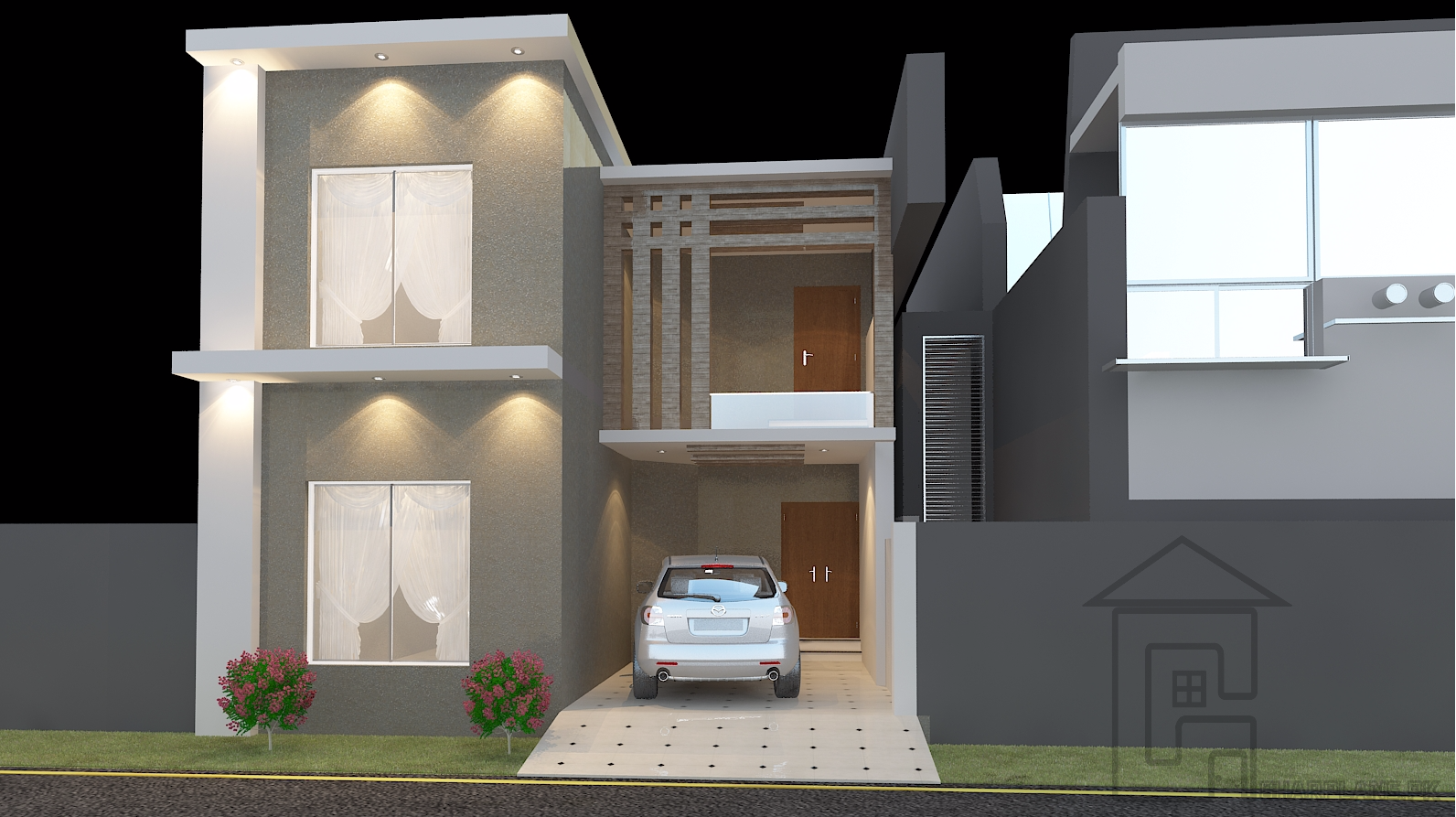 House Plans Pakistan, Home Design, 5, 10 and 20 Marla 1, 2