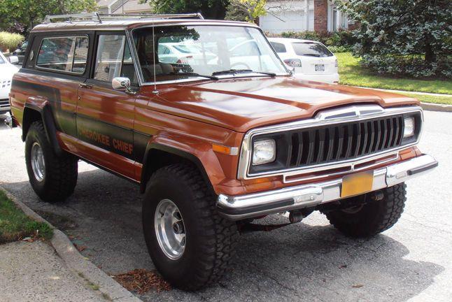 1983 jeep cherokee chief sport jeeps jeep cherokee. Black Bedroom Furniture Sets. Home Design Ideas