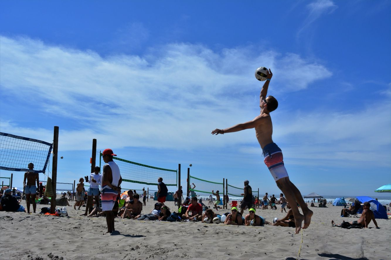 Seaside Volleyball Tournament 2016 Volleyball Tournaments Volleyball Tournaments