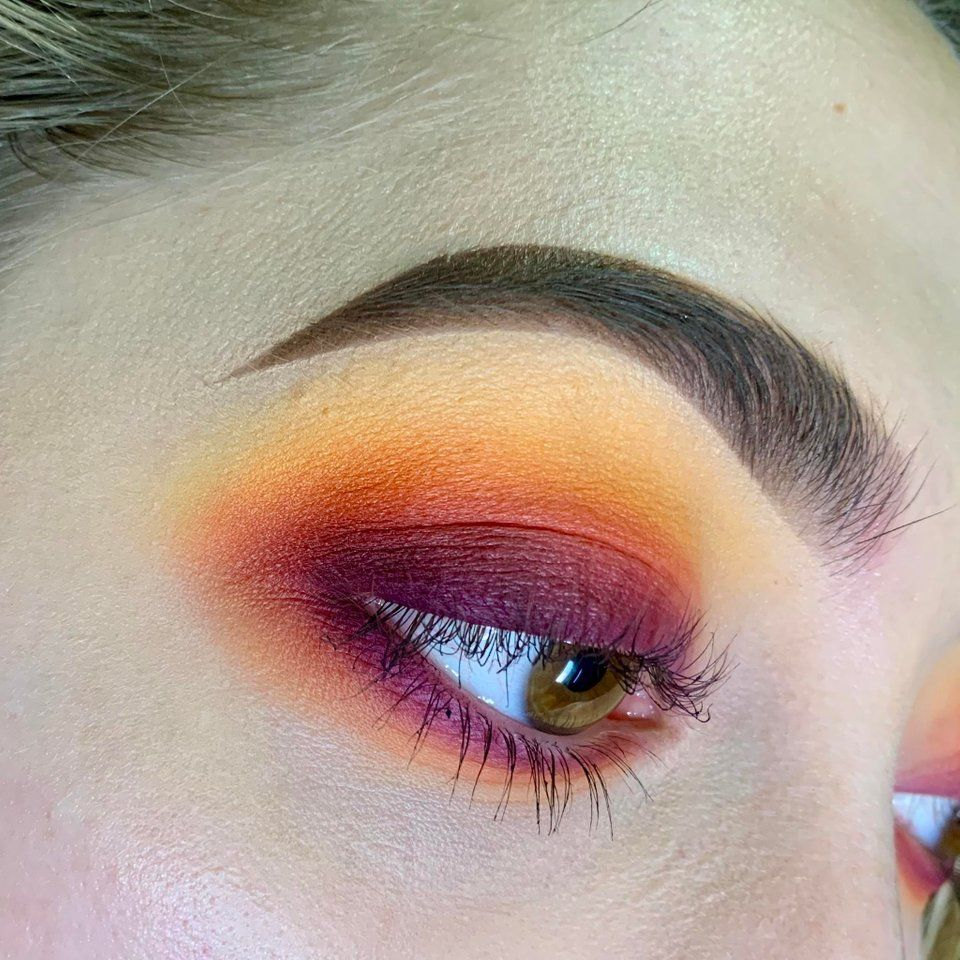 James Charles palette - shades tune, bee, 518, rusted, you ...