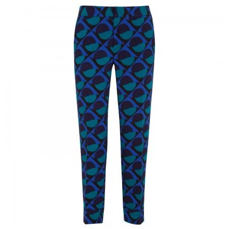 eee03518ecb Marc By Marc Jacobs - Etta printed cropped trousers | (Not Fashion ...