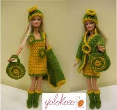 ropa de barbie tejida a crochet grafico에 대한 이미지 검색결과