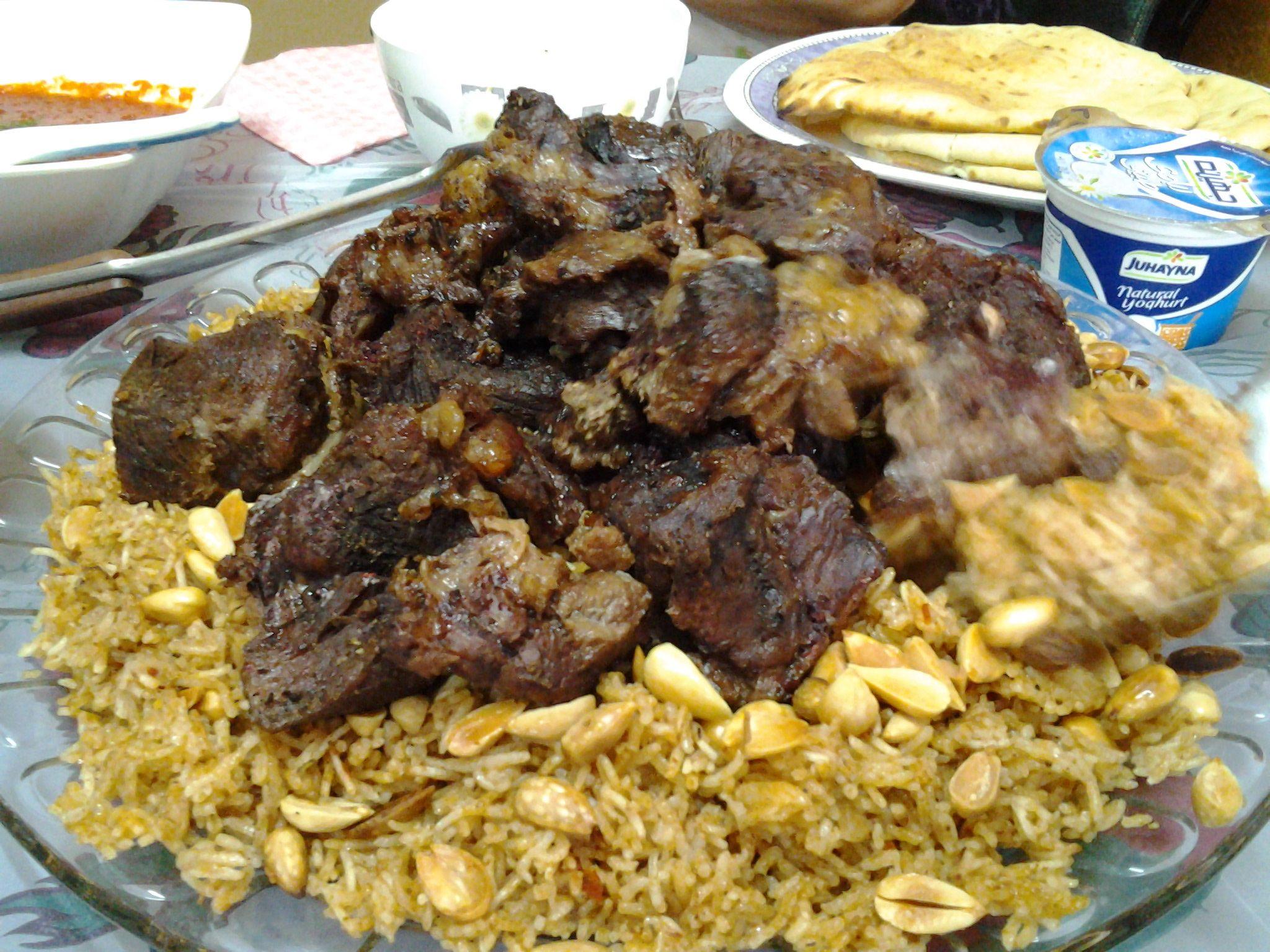 طريقة عمل الكبسة السعودية الاصلية Recipe Egyptian Food Food Food And Drink