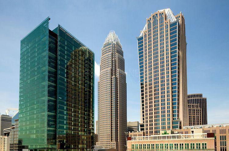 Bank Of America Corporate Center Bank Of America Skyscraper