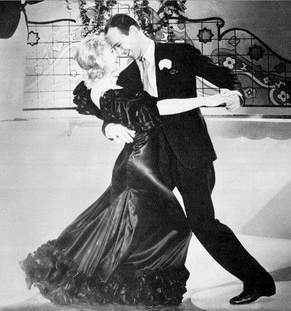 Ginger Rogers Did Everything Fred Astaire Did Only Backward And In High Heels Fred And Ginger Ginger Rogers Fred Astaire