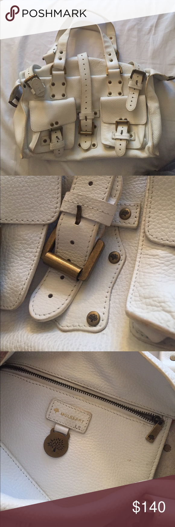 Mulberry roxanne bag in white Gently used Mulberry Roxanne bag in white leather Mulberry Bags Totes #mulberrybag Mulberry roxanne bag in white Gently used Mulberry Roxanne bag in white leather Mulberry Bags Totes #mulberrybag