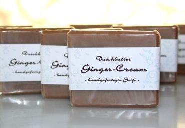 Ginger Cream-Duschbutter
