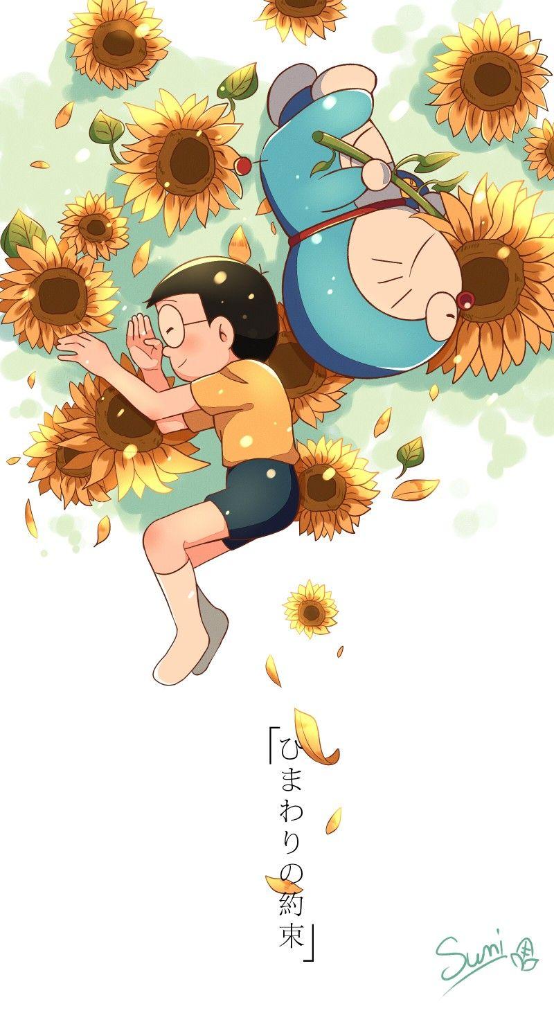 Gambar Doraemon oleh Aekkalisa pada Doraemon ☆ BG di 2020