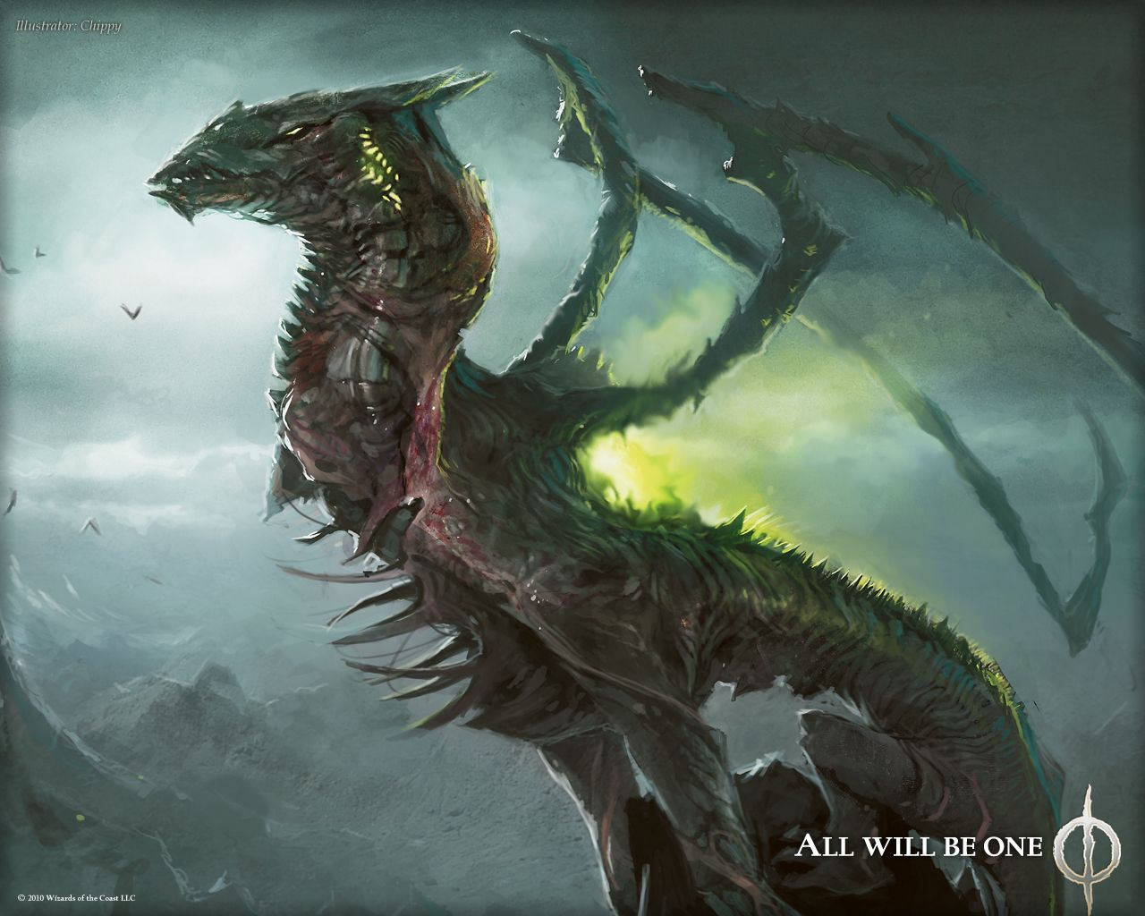 Scars Of Mirrodin Wallpapers