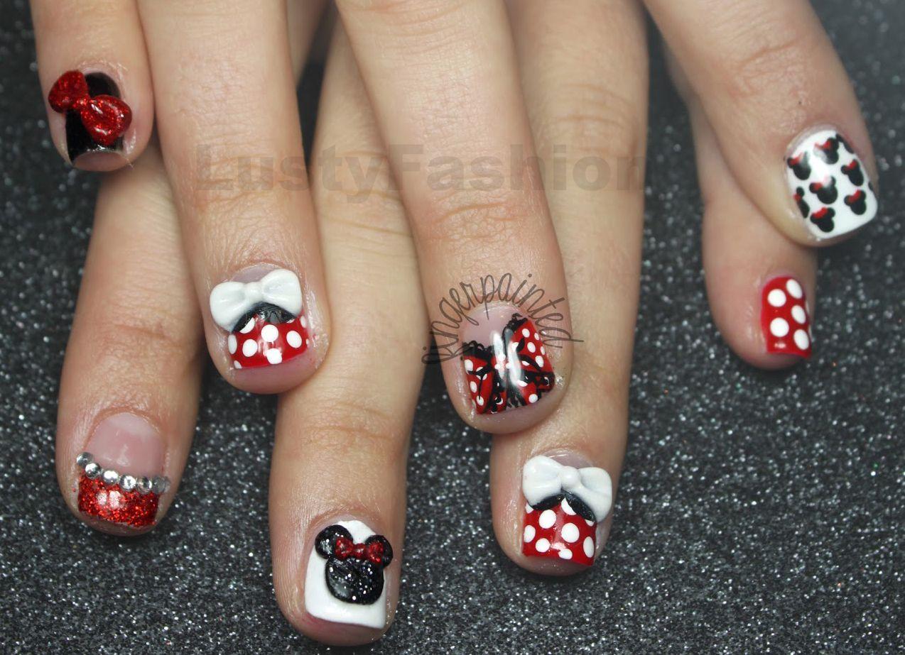3D shellac nail art   Nails   Pinterest   Nagelkunst Design ...