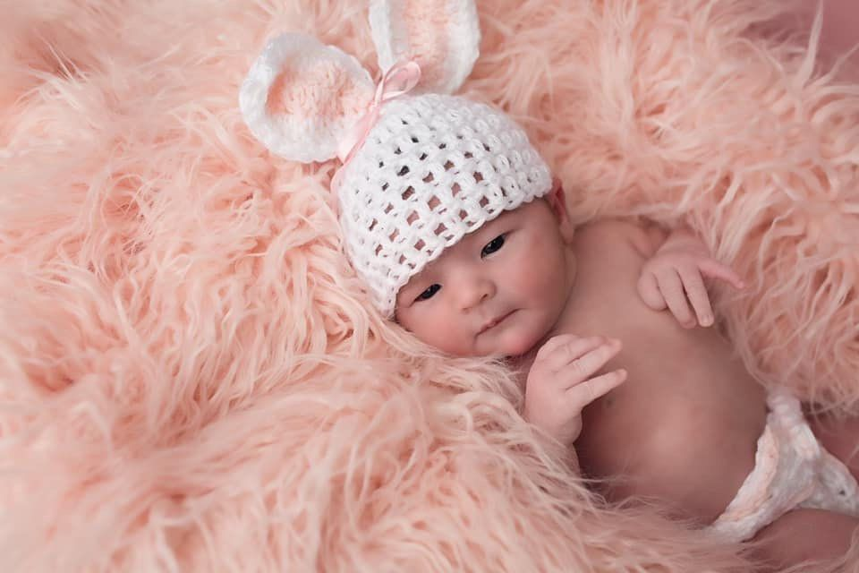 Photo of Crochet Bunny Baby Outfit, Knit Bunny Outfit, Baby Costume, Newborn Photo Prop, Baby Girl Outfit