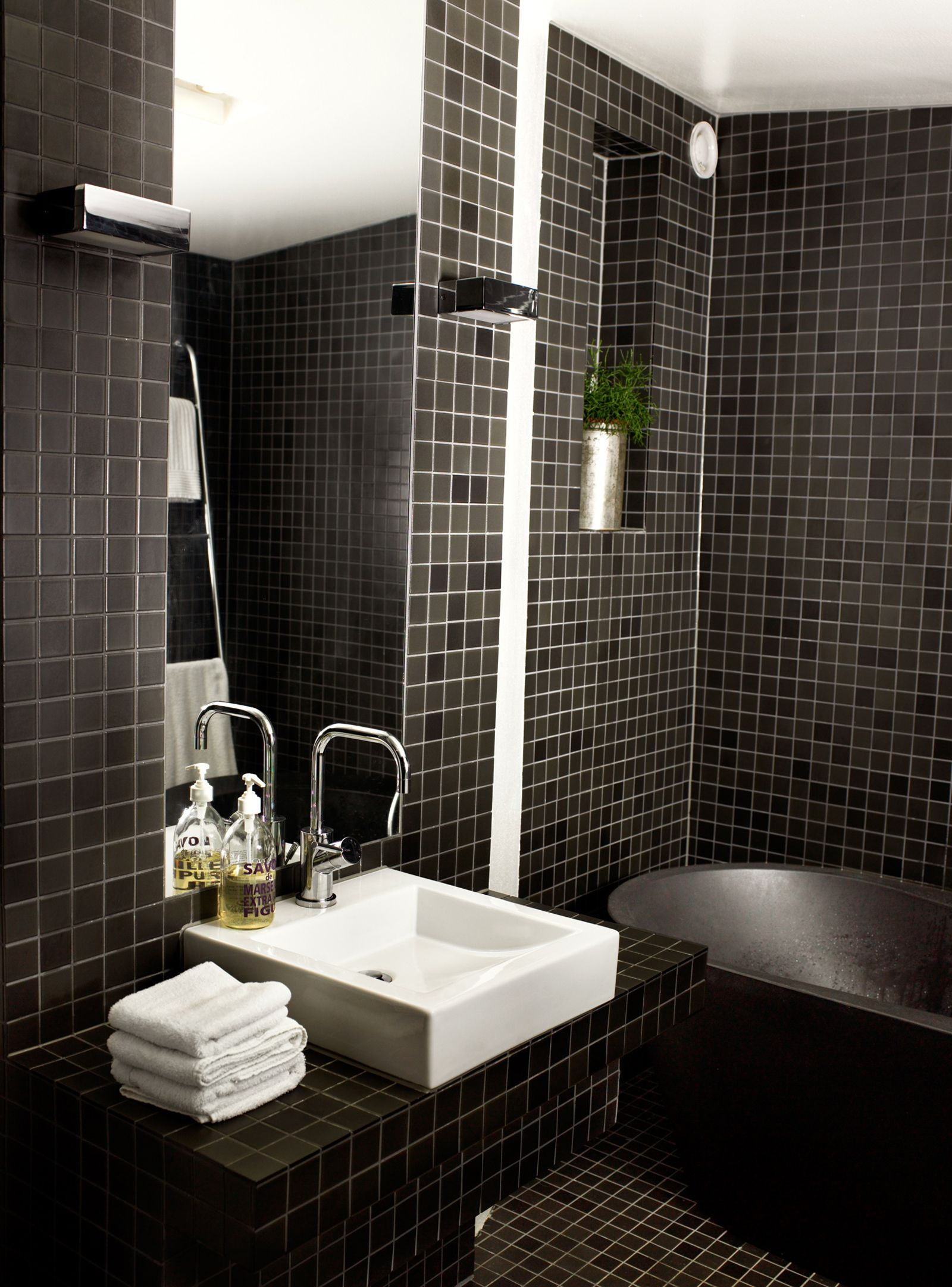 How To Bathrooms for Small Spaces by Kelsey Keith (mit