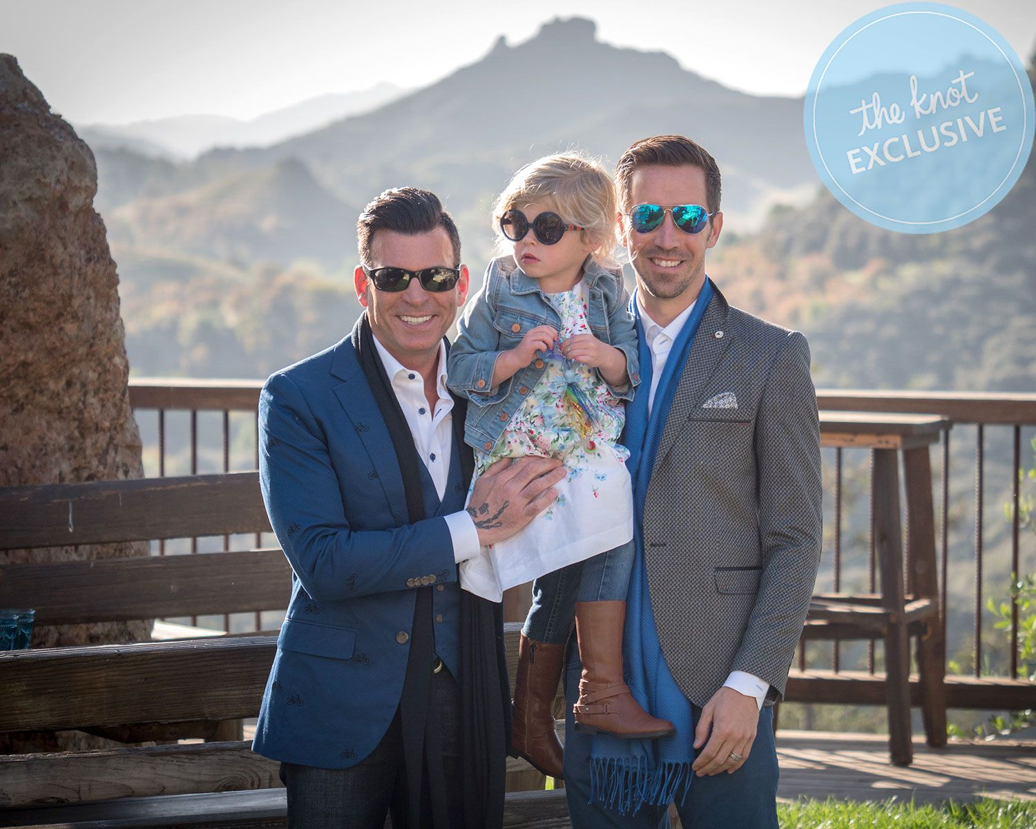 David Tutera and Joey Toth's Rehearsal Dinner Photos: Exclusive ...