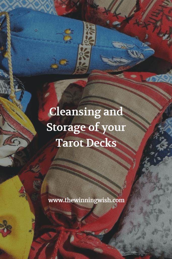 The Wishing Well The Winning Wish Tarot decks, Tarot