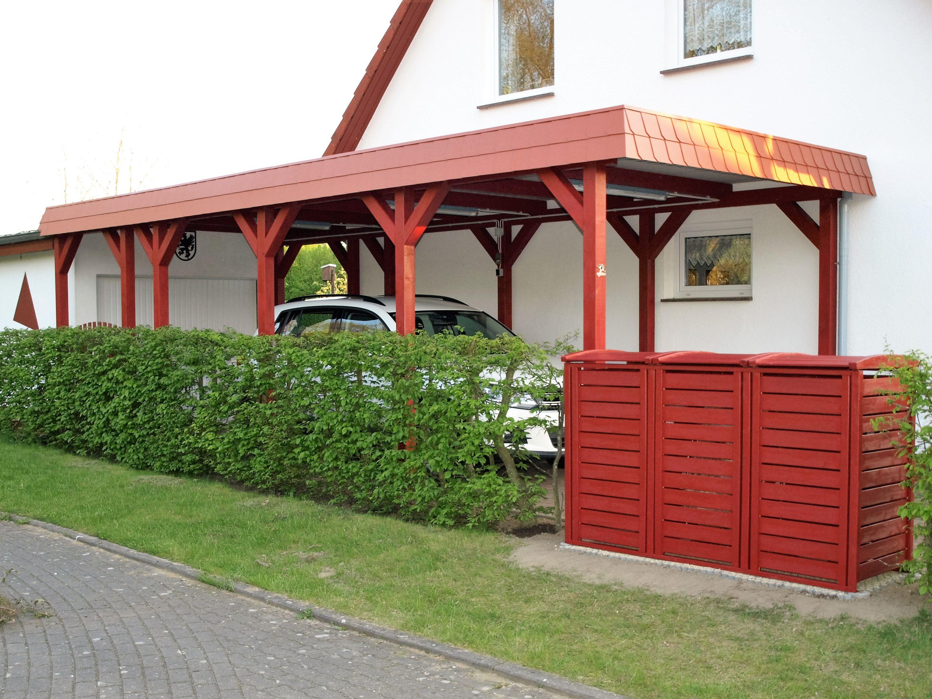 Pin auf Carports aus Holz für Wohnmobil und Caravans