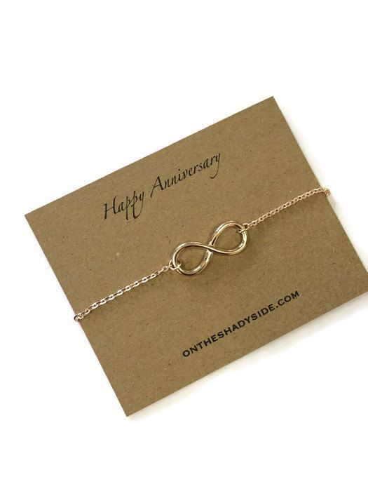 Anniversary Gift For Wife Jewellery Gift For Girlfriend First Anniversary Small Present Happy An Wife Jewelry Girlfriend Gifts Anniversary Gifts For Wife