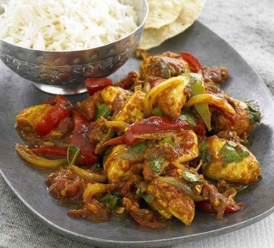 Chicken Jalfrezi | 23 Classic Indian Restaurant Dishes You Can Make At Home