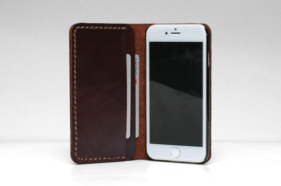 iPhone 6S Wallet Leather iPhone 6 Wallet iPhone 6 by khadesign