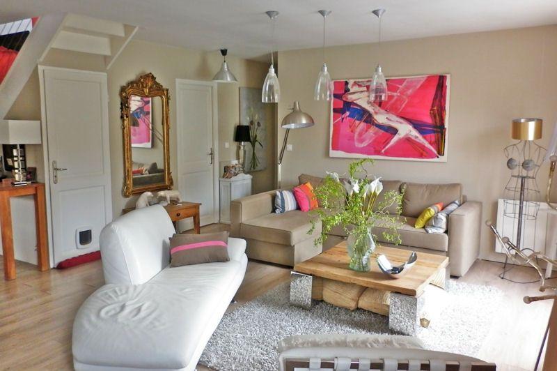 un salon beige et rose très déco Deco Pinterest Salons, Beige