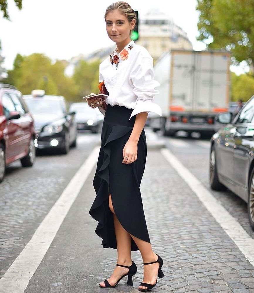 This Modern-Day Audrey Hepburn Is Bringing Feminine Fashion Back, and We Love It - Verily