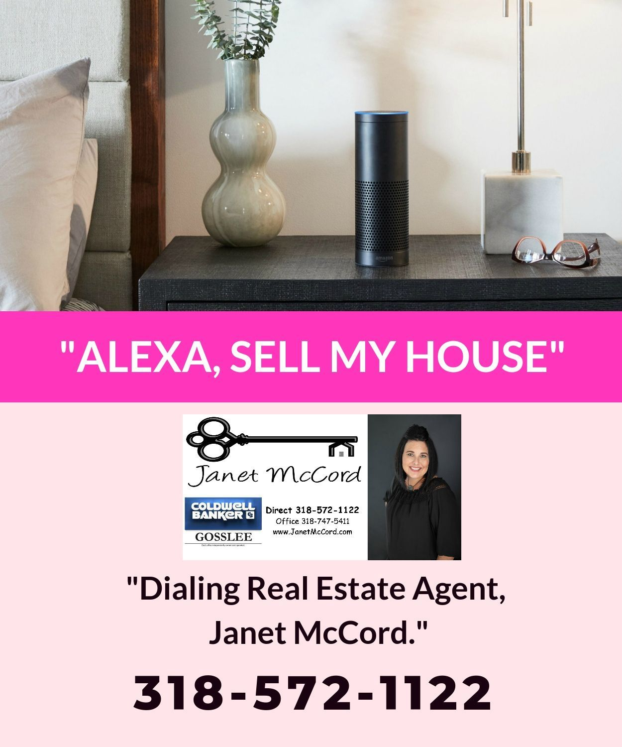 Alexa, Sell My House :)) | Real Estate | Sell my house