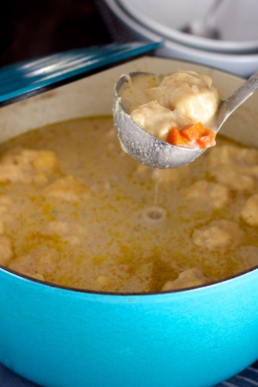 Pioneer Woman Chicken and Dumplings