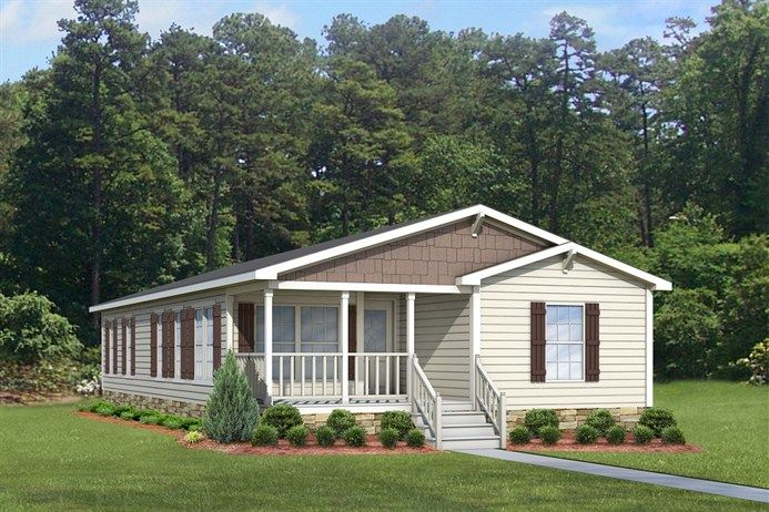 Floorplans for manufactured and modular houses that are available from Clayton  Homes of Crestview.