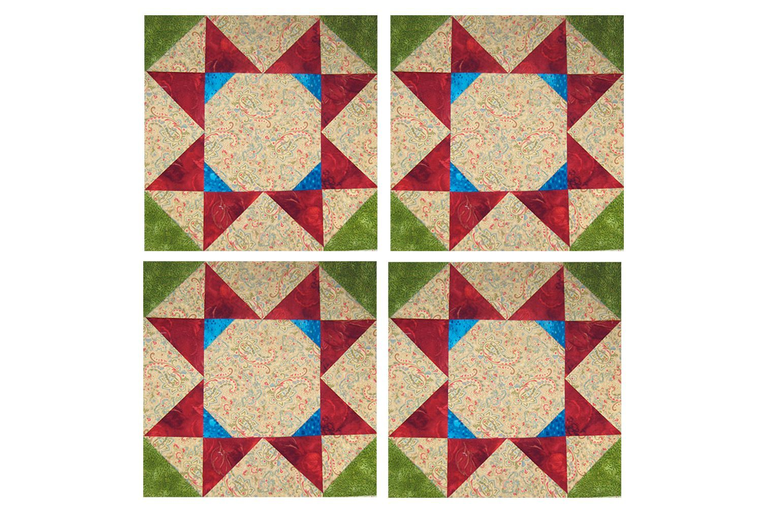 Rolling Stars Quilt Blocks A Scrap Friendly And Easy To Sew Project