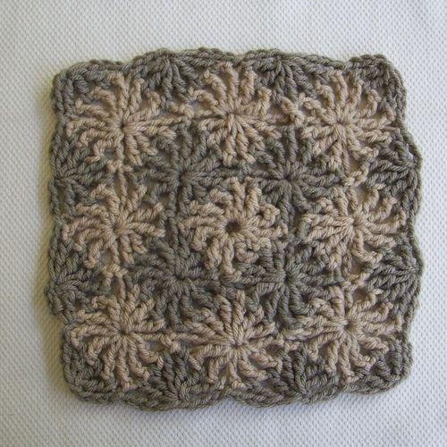 WheelStitch block tutorial. The first round starts here: http://crochetdad.blogspot.it/2009/08/crochetdads-wheel-stitch-block-tutorial.html