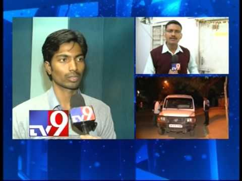 Tanishq jewellers robber surrenders in Tv9 office