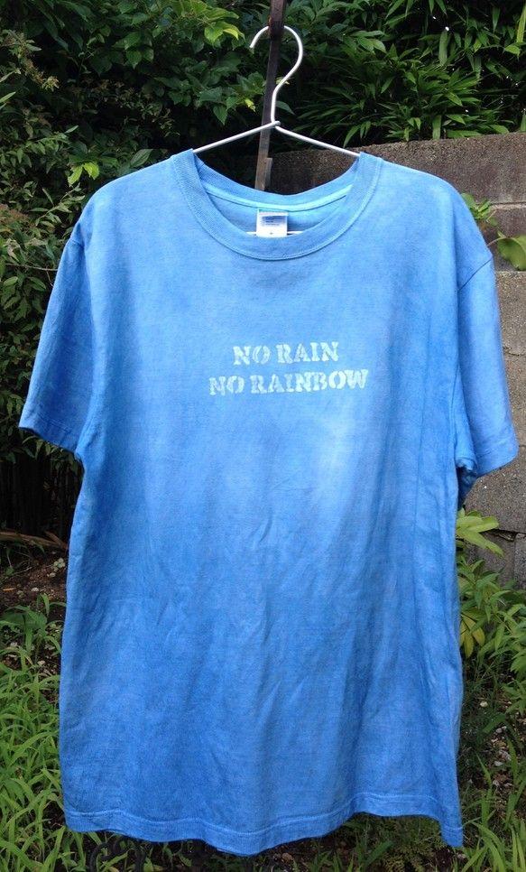 ハワイで「NO RAIN NO RAINBOW」は「悪いことの後には良いことがある」と言う意味で使われています。いい言葉ですね素材 / 綿100%サイズ ...|ハンドメイド、手作り、手仕事品の通販・販売・購入ならCreema。